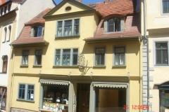 Wohn- und Geschäftshaus in Arnstadt