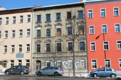 ansaniertes Mehrfamilienhaus in Erfurt