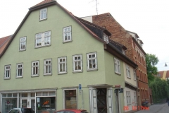 Mehrfamilienhaus im Erfurter Andreasviertel