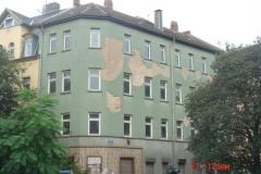 Mehrfamilienhaus im Sanierungsgebiet