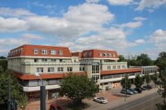 Wohn- und Geschäftsanlage in Erfurt