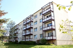 Wohnblock in Bad Frankenhausen