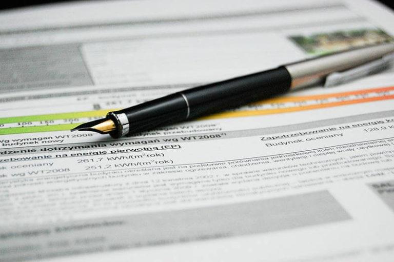 Energieausweis bei Immobilienverkauf und Vermietung