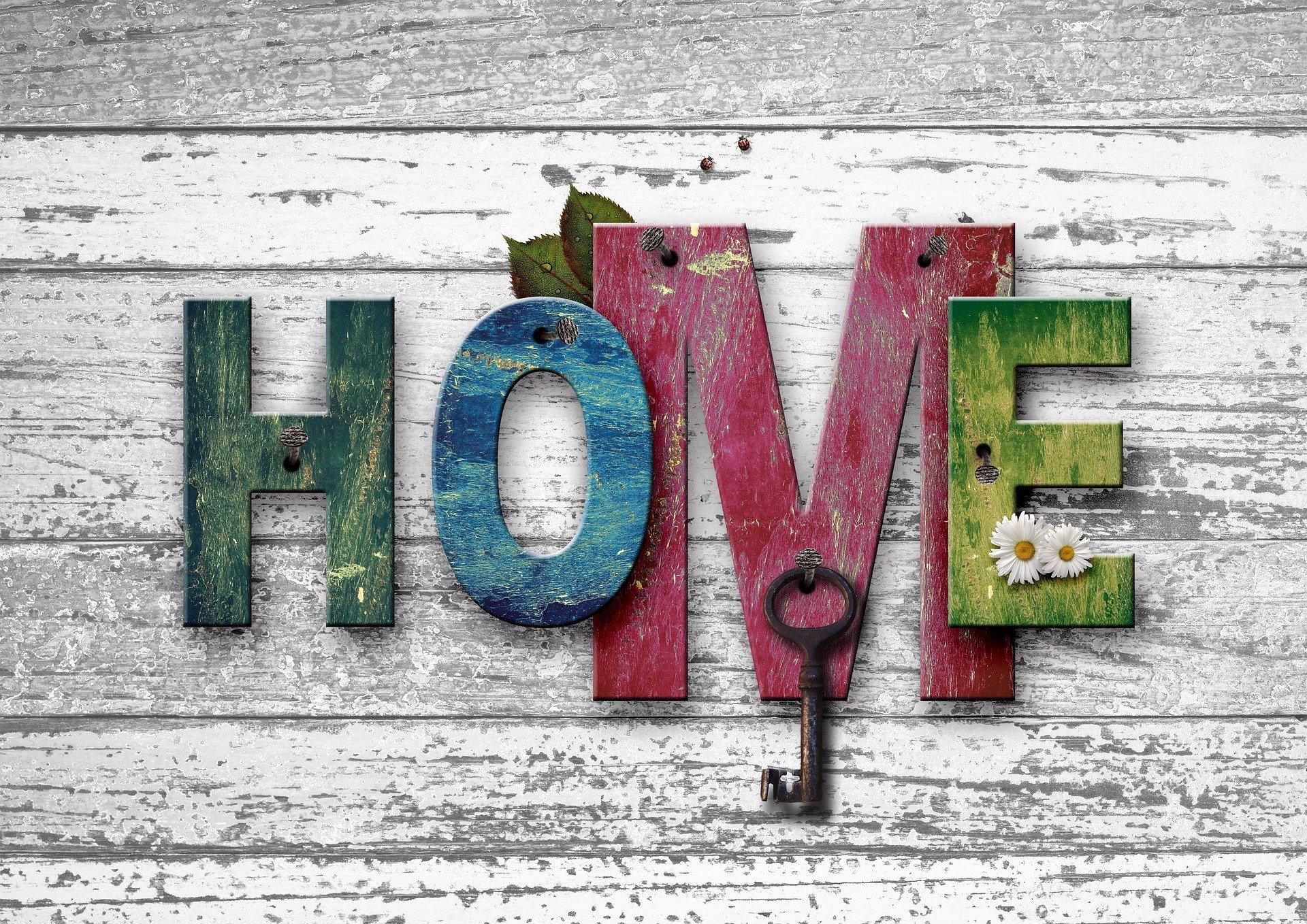 Home sweet home - eigenes Zuhause gewinnt an Bedeutung